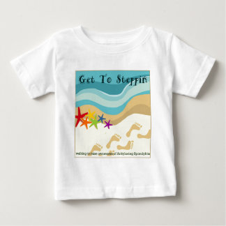 Team Get To Steppin T-shirts