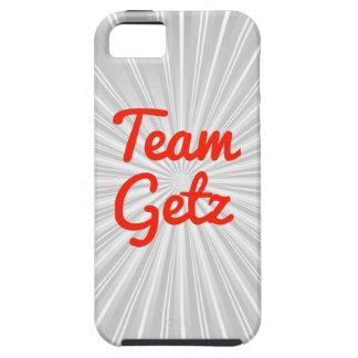 Team Getz iPhone 5 Cover
