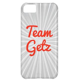 Team Getz iPhone 5C Cases