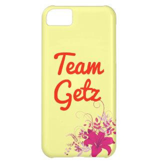 Team Getz iPhone 5C Case