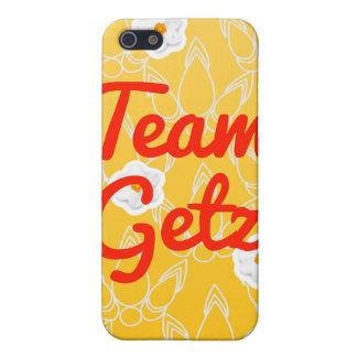 Team Getz iPhone 5 Cases