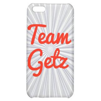 Team Getz iPhone 5C Cover