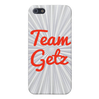 Team Getz Covers For iPhone 5