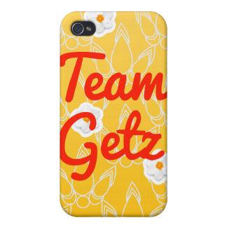 Team Getz iPhone 4 Case