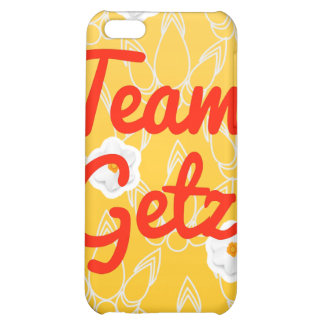 Team Getz Cover For iPhone 5C