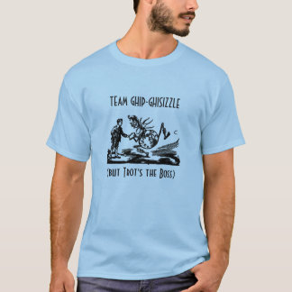 Team Ghip-Ghisizzle 2012 Winkie Convention T-Shirt