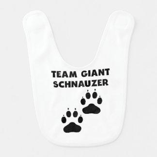 Team Giant Schnauzer Bib