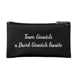 Team Giuntoli Small Cosmetics Purse