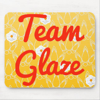 Team Glaze Mouse Pad