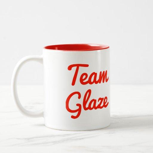 Team Glaze Mug
