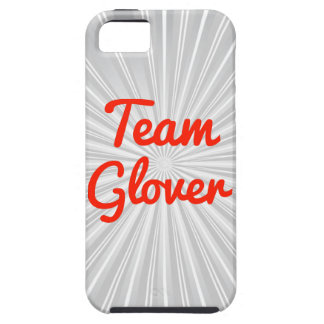 Team Glover iPhone 5 Cover