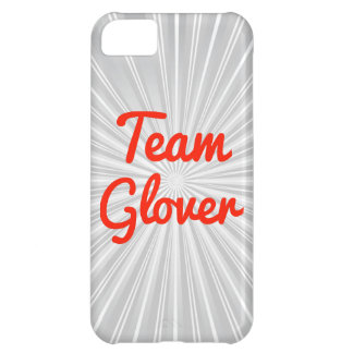 Team Glover iPhone 5C Covers