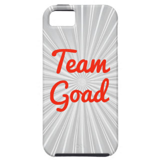 Team Goad iPhone 5 Covers