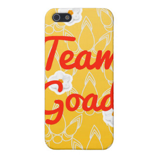 Team Goad Cover For iPhone 5