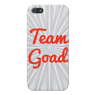 Team Goad Cases For iPhone 5