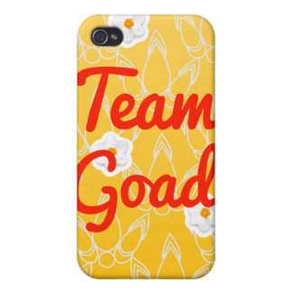 Team Goad iPhone 4/4S Covers