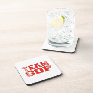 TEAM GOP Faded.png Beverage Coaster