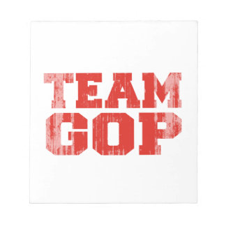 TEAM GOP Faded.png Notepads