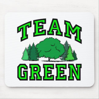 Team Green B9 Mouse Pad