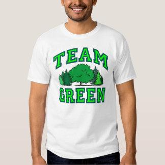 Team Green II Shirts