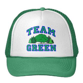 Team Green II Trucker Hat