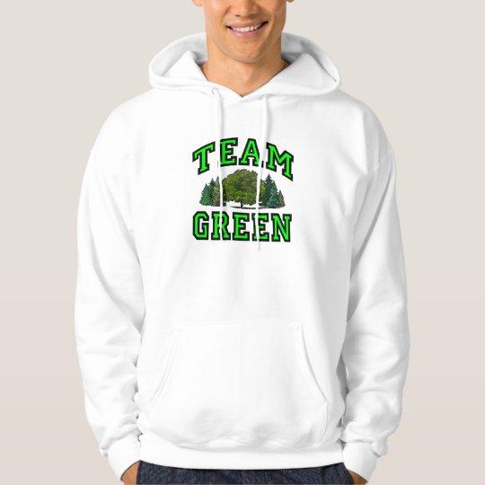 Team Green IV Hoodie