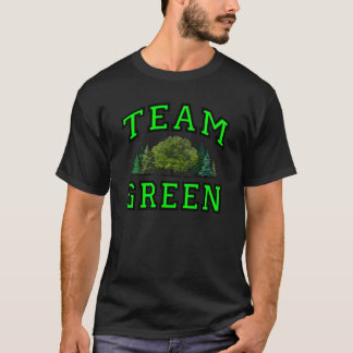Team Green IV T-Shirt