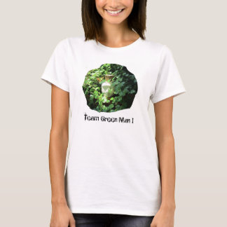 Team Green Man! The Baby Doll T! T-Shirt