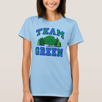 Team Green T-Shirt
