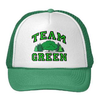Team Green Trucker Hat