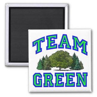 Team Green V Magnet