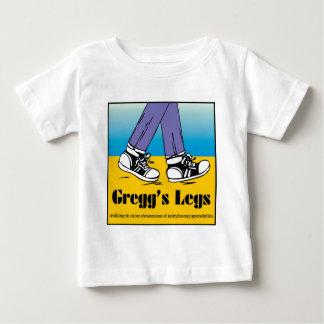 Team Gregg's Legs Baby T-Shirt