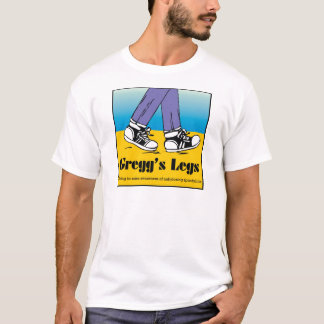 Team Gregg's Legs T-Shirt