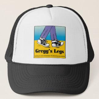 Team Gregg's Legs Trucker Hat