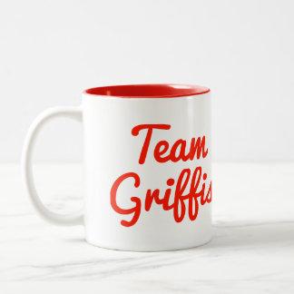 Team Griffis Coffee Mug