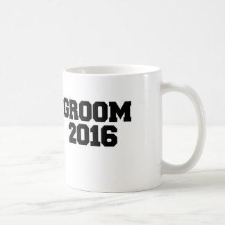 team Groom 2016 wedding engagement party Coffee Mug