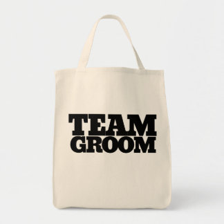 Team Groom bachelor party Tote Bag