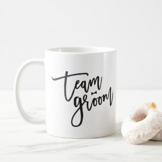 Team Groom Bow Tie Bachelor Party Wedding Mug