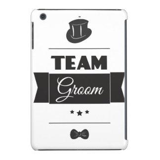 Team groom iPad mini cover