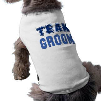 Team Groom Pet Clothing