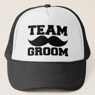 6fb91ad3 Funny Groom Hats & Caps | Zazzle