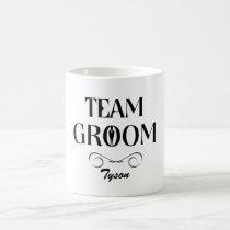 Team Groom - Funny Groomsmen Mug