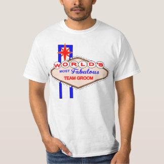 TEAM GROOM,GROOMS CREW T-Shirt