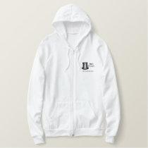 Team Groom - Groomsman Embroidered Hoodie