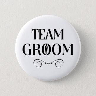Team Groom - Groomsmen Pin