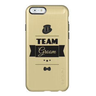 Team groom incipio feather shine iPhone 6 case
