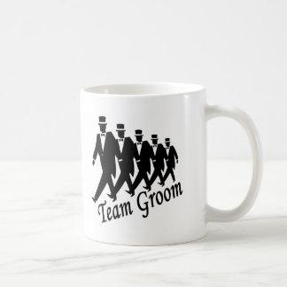 Team Groom (Men) Coffee Mug