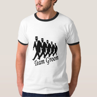 Team Groom (Men) T-Shirt