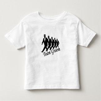 Team Groom (Men) Toddler T-shirt