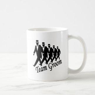 Team Groom Mug